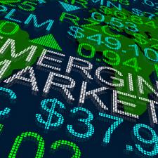 Stock Market ticker for emerging markets